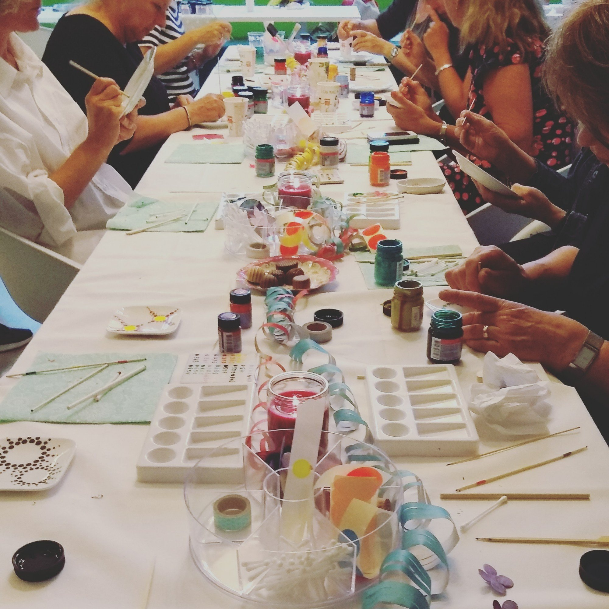 High tea met workshop za 1 jun 2019