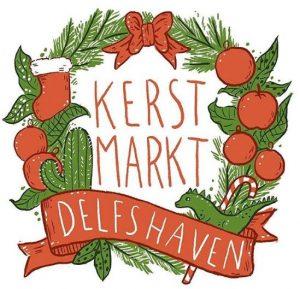 Kerstmarkt Delfshaven @ rond Maak-Rotterdam